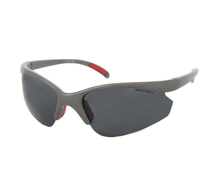 Bad Boy Sunglasses - No Limit [Grey & Red] - Polarised