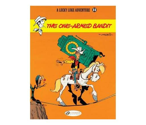 One Armed Bandit Book 33