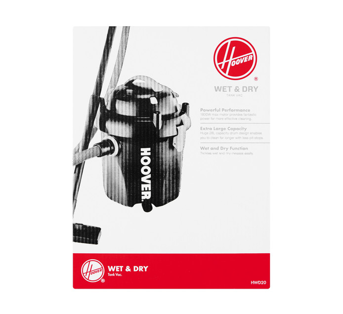 Hoover Wet and Dry Vacuum Cleaner