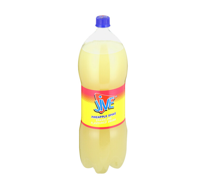 Jive Soft Drink Pineapple Spike (1 x 2L)