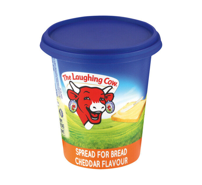 Laughing Cow Cheese Spread Cheddar Flavoured (1 x 380g)
