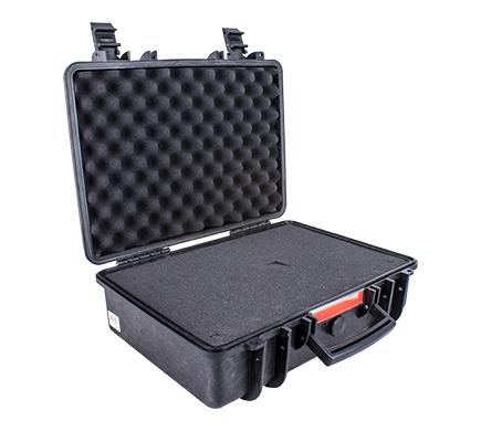 Hard Case 460x355x175mm Od With Foam Black Water & Dust Proof 433015