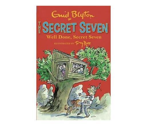 Secret Seven: Well Done, Secret Seven : Book 3