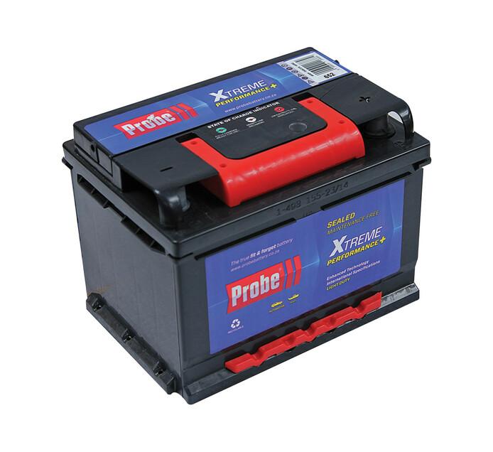 Probe 652P Xtreme Premium Car Battery