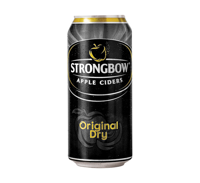 STRONGBOW Dry Cans (24 x 440 ml)