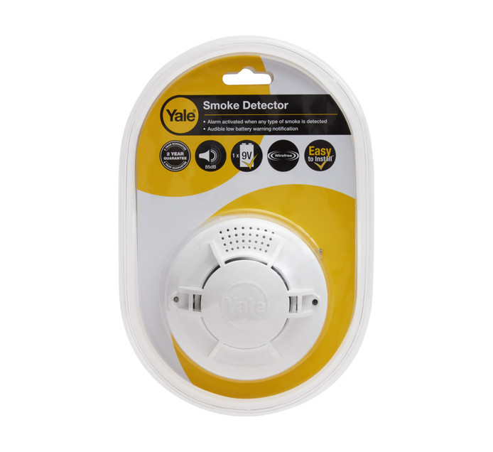 YALE Smoke Detector