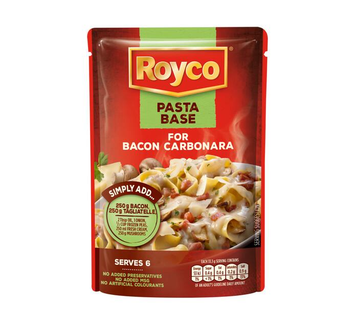 Royco Pasta Base Bacon Carbonari (1 x 200g)