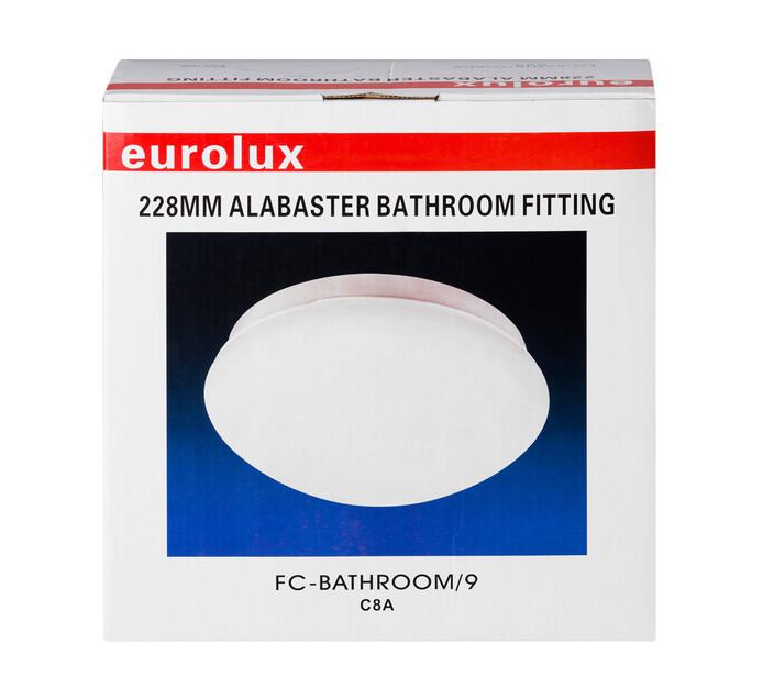 Eurolux 23cm Bathroom Fitting