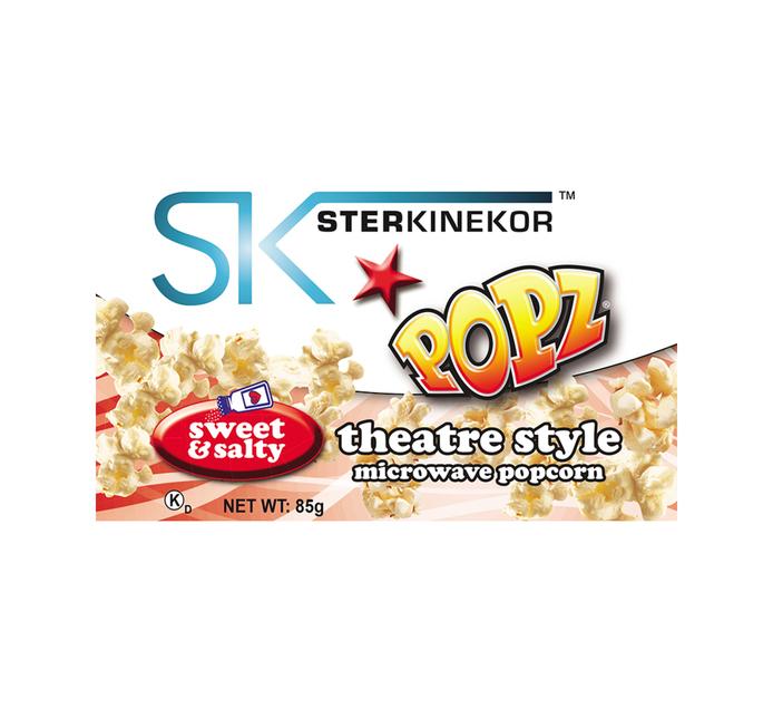 Ster Kinekor Microwave Popcorn Sweet & Salty (1 x 85g)
