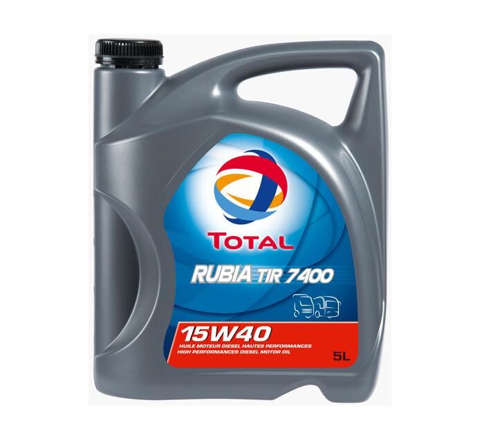 Total 5 l Rubia TIR 7400