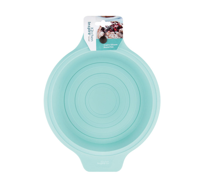 Inspire Round Silicone Pan