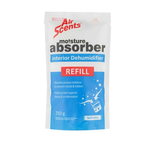 Air Scents Moisture Absorber Refill Natural (1 x 250g)