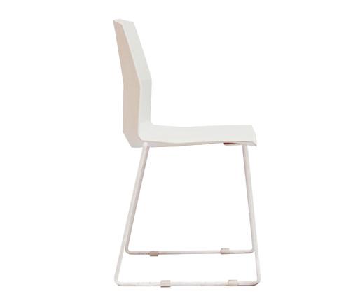 GOF Furniture - Brainium Chair - White