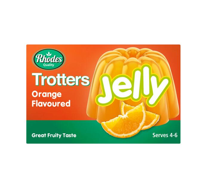 Trotters Jelly Orange (1 x 40g)