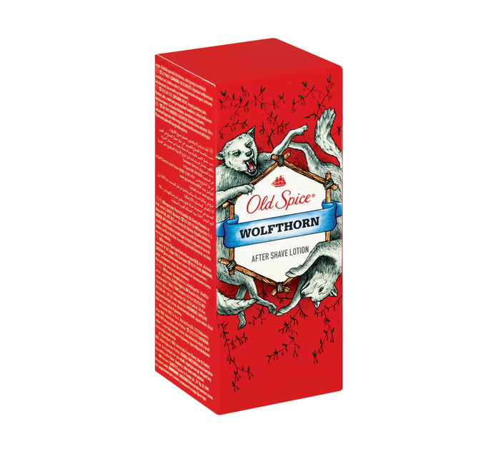 Old Spice Aftershave Lotion Wolfthom (1 x 100ml)
