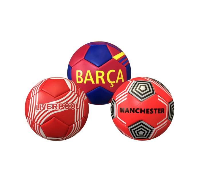 Shoot 5 Barcelona Soccerball