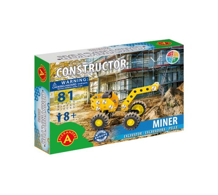 Constructor - Miner (Digger)