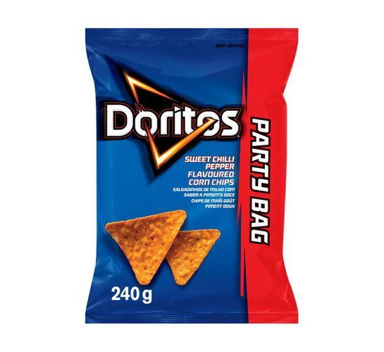 Doritos Corn Chips Sweet Chilli Pepper (240g)