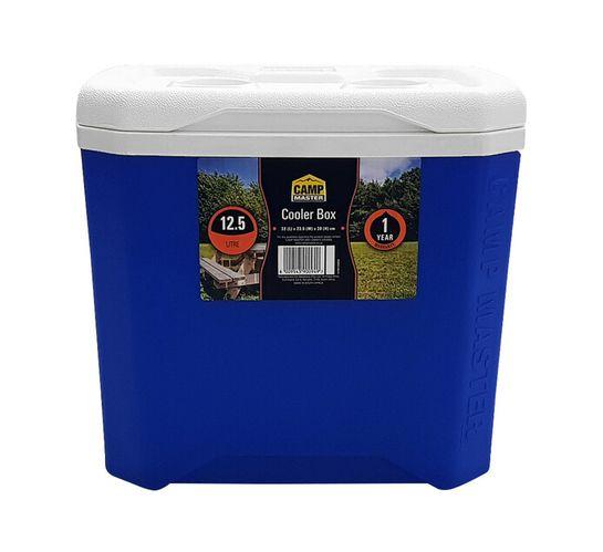 CAMPMASTER 12L COOLER BOX BLUE
