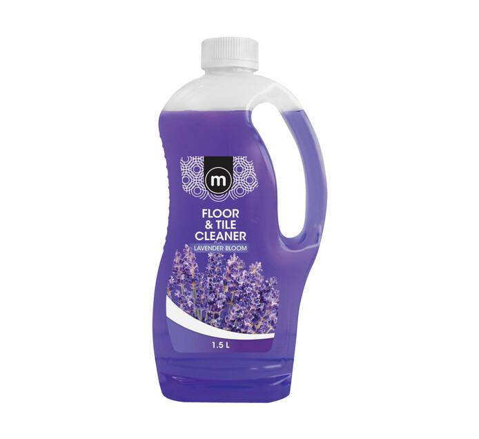 M Tile & Floor Cleaner Lavender Bloom (8 x 1.5l)