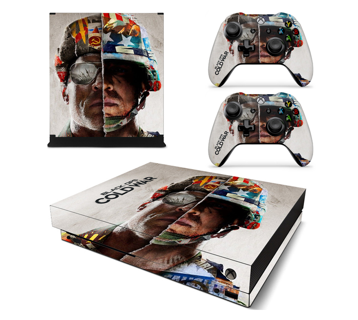 SKIN-NIT Decal Skin For Xbox One X: Black Ops Cold War