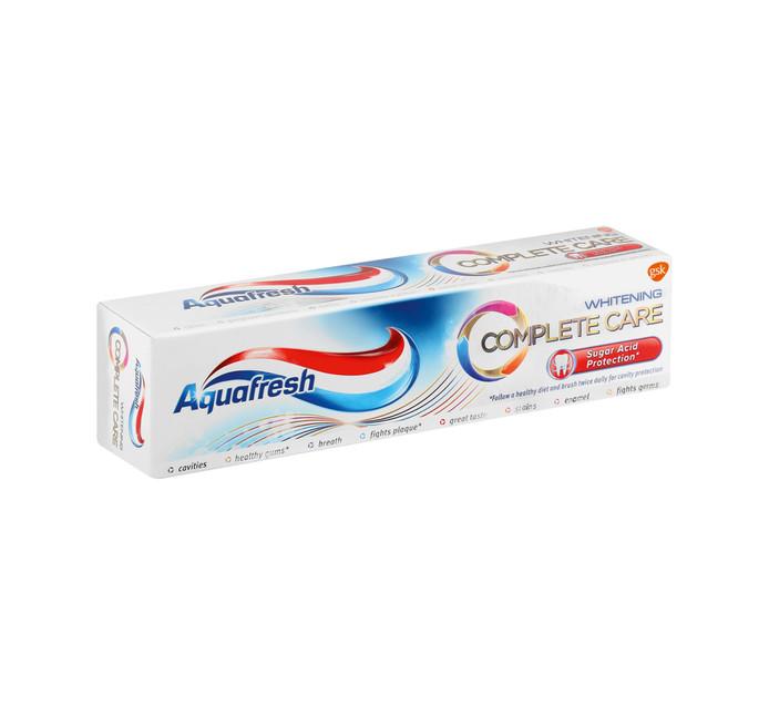 Aquafresh Toothpaste Complete Care Whitening (1 x 75ml)
