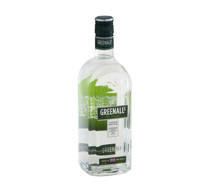Greenall's Gin (1 x 750ml)
