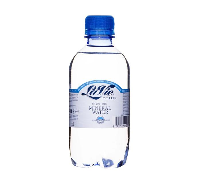 La Vie De Luc Sparkling Water (6 x 330ml)