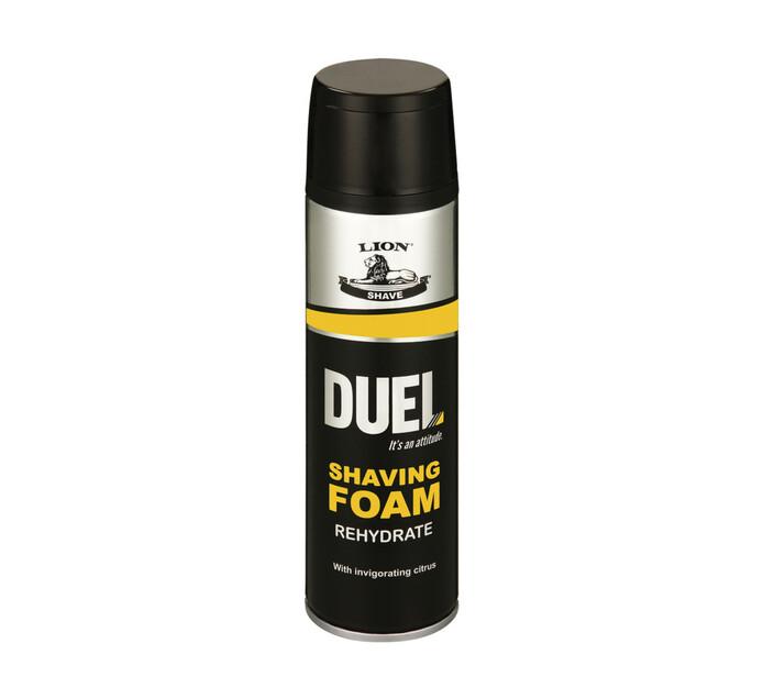 DUEL Shaving Foam Rehydrate (6 x 200ml)