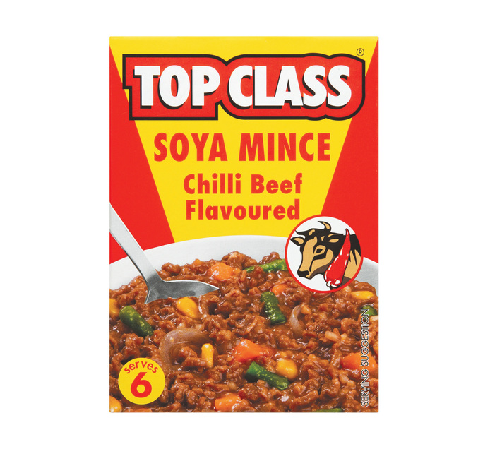 Top Class Soya Mince Chilli Beef (5 x 200G)