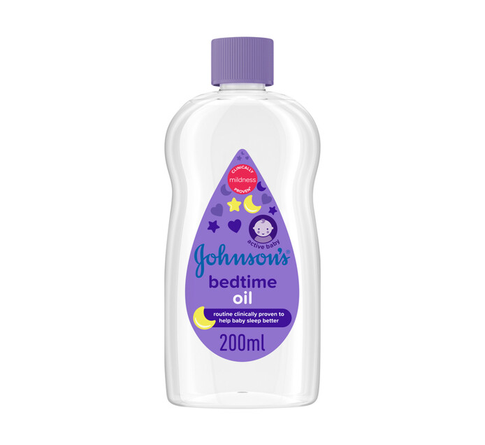 Johnsons Baby  Oil Bedtime (1 x 200ml)