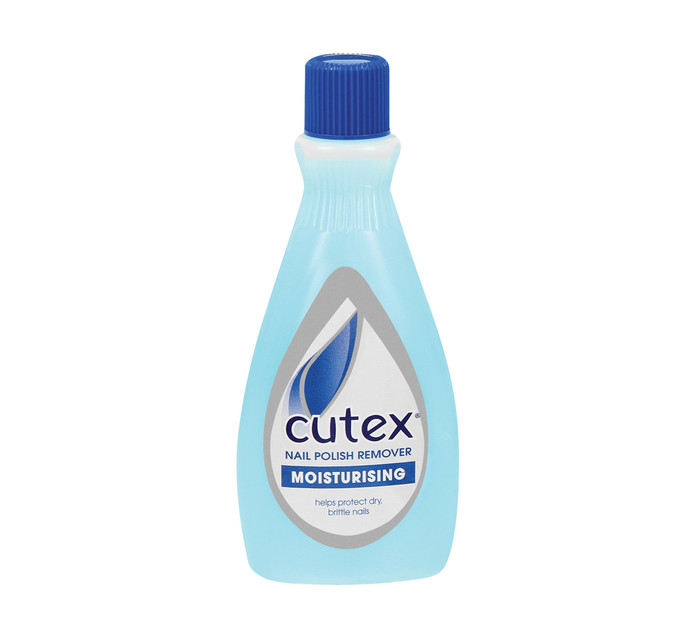 Cutex Nail Polish Remover Vitamin E (100ML)
