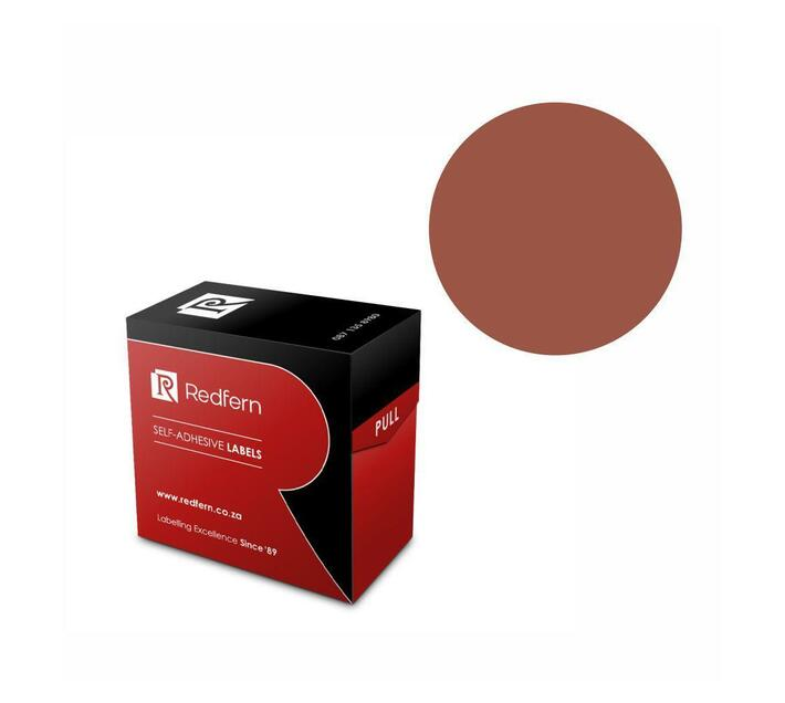 Redfern Self-Adhesive Colour Codes - C32 Brown