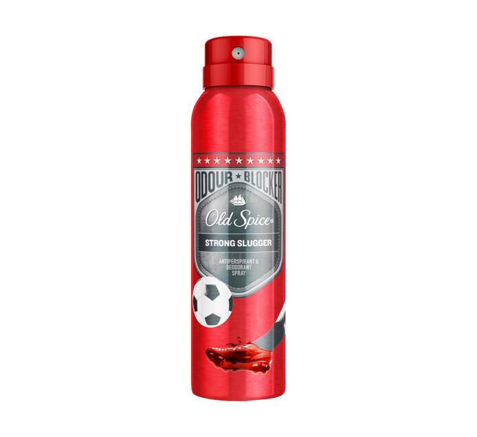 Old Spice Deo Body Spray Strong Slugger (1 x 150ml)