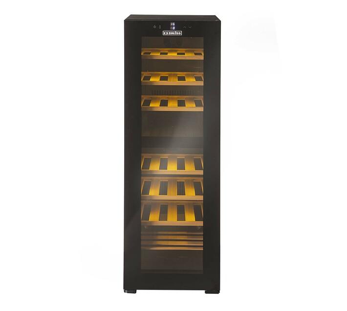 Swiss Wine Cooler - Dual Zone