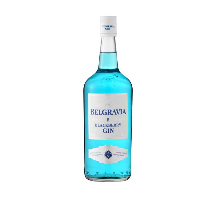 Belgravia Blackberry Gin (6 x 750 ml)