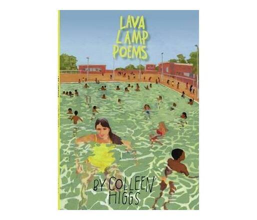 Lava lamp poems