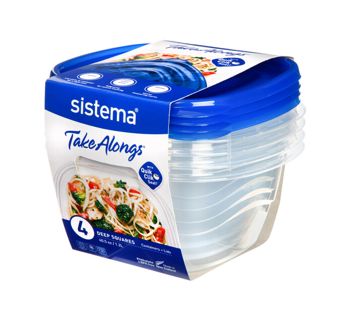 Sistema 1.2 l Food Container
