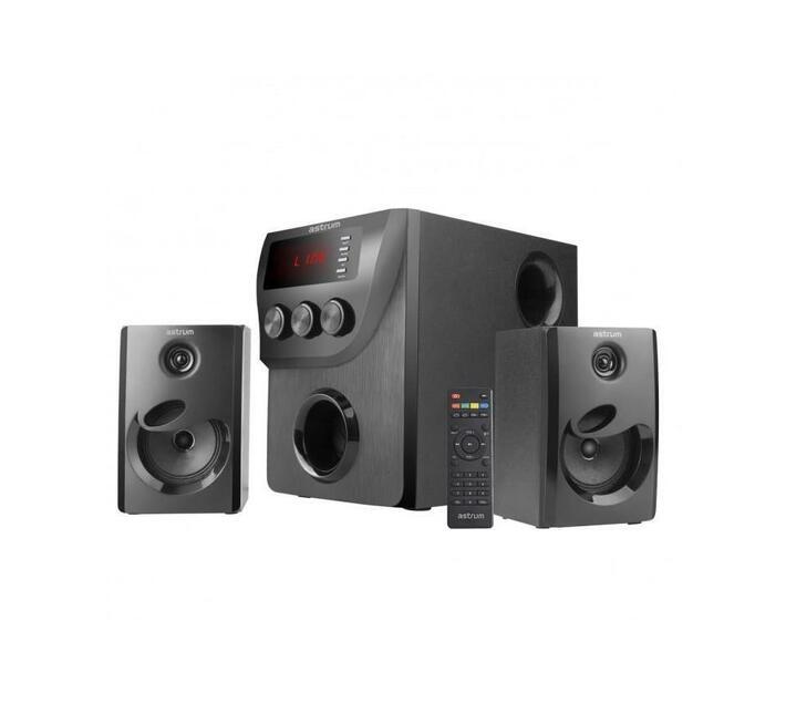 Multimedia Speaker BT + USB + SD + FM Radio 2.1CH 30W