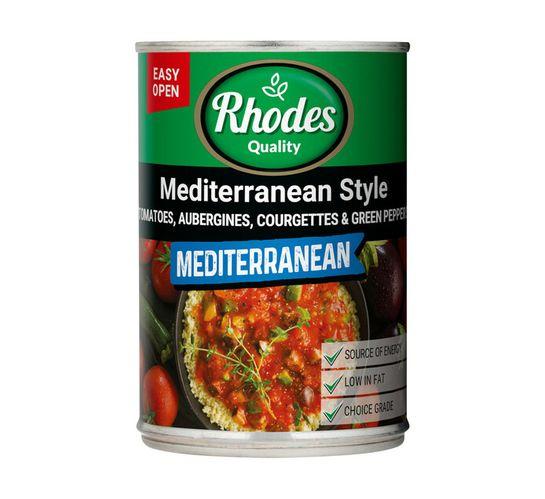 Rhodes Tomato Meditteranean (1 X 410g)
