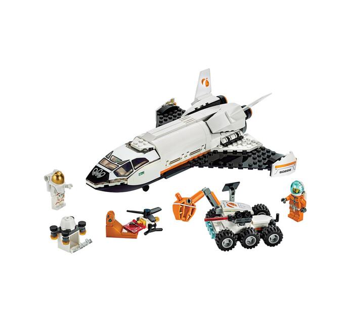 Lego City Space Port Mars Shuttle