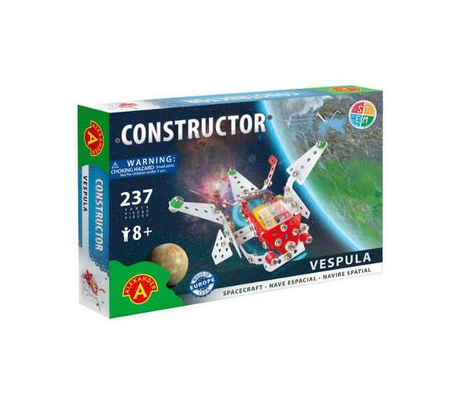Constructor - Vespula - Spaceship