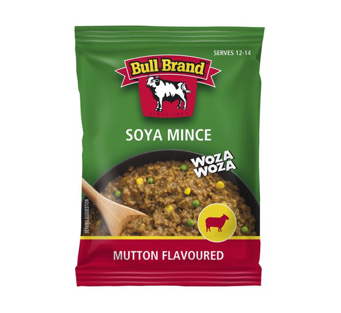 Bull Brand Woza Woza Soya Mince Mutton (1 x 400g)