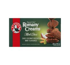Bakers Romany Creams Biscuit All Variants (12 x 200g)