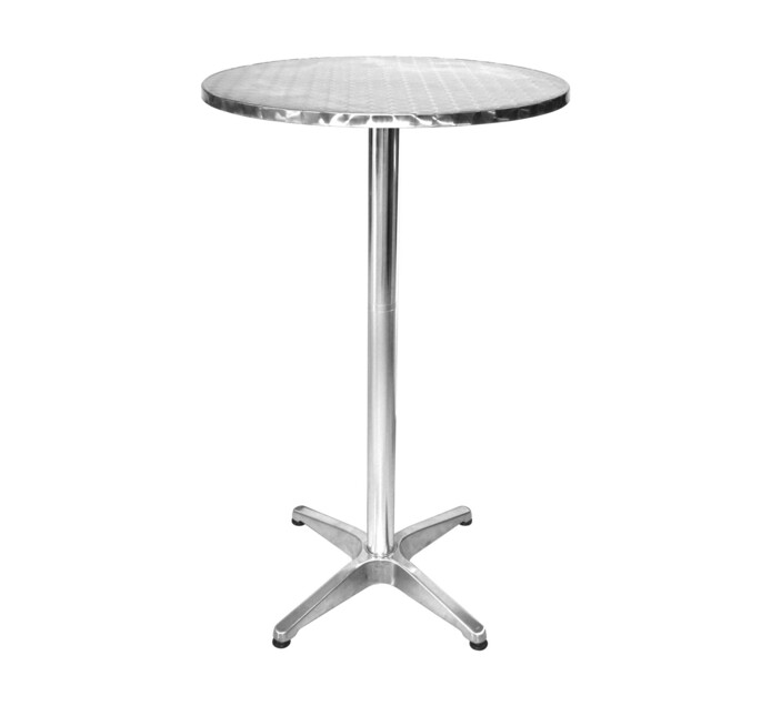 TERRACE LEISURE 110 cm Maxima 3 in 1 adjustable Round Table