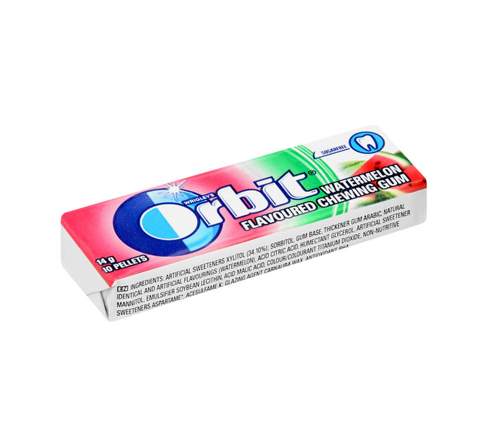 Orbit Chewing Gum Watermelom (1 x 1's)