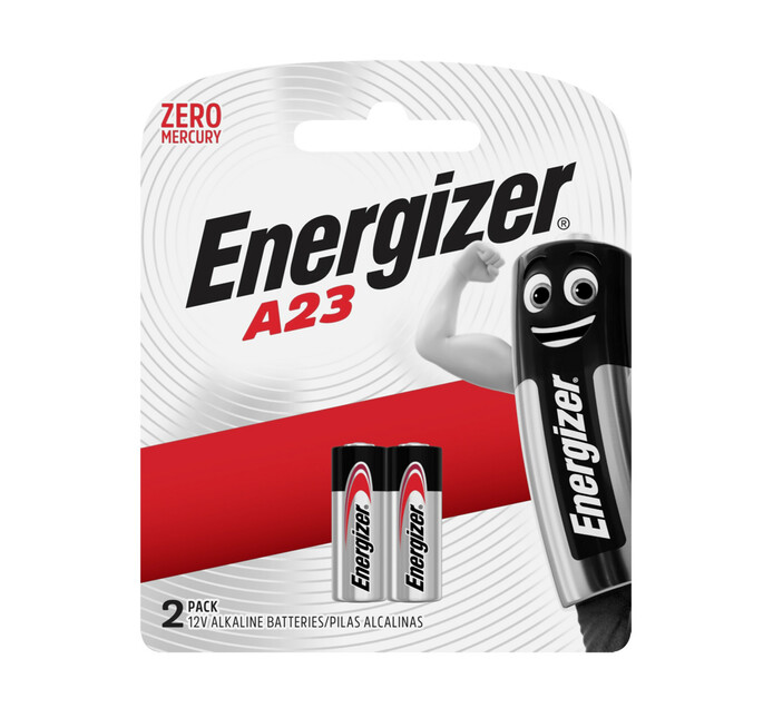 Energizer A23 Gate Remote Battery 2-Pack