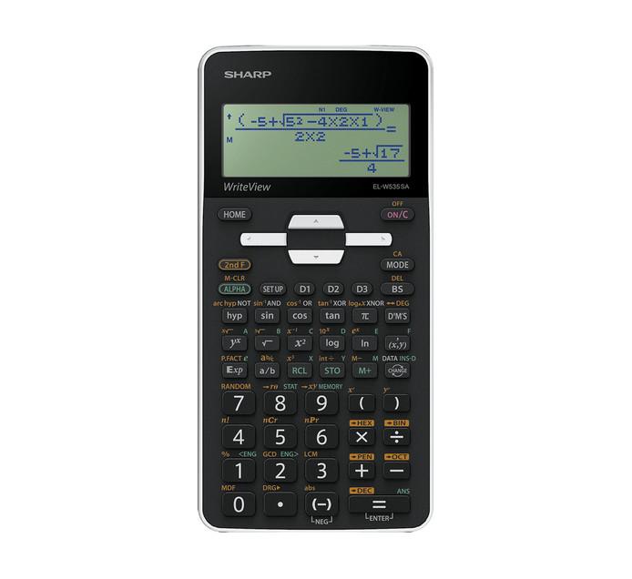 Sharp EL-W535SA Scientific Calculator