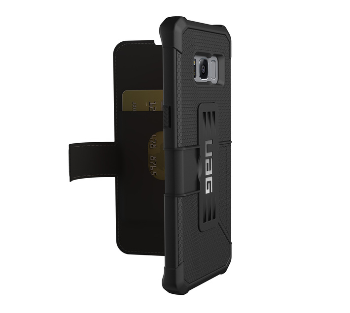 UAG Metropolis Case - Samsung Galaxy S8 (Black)