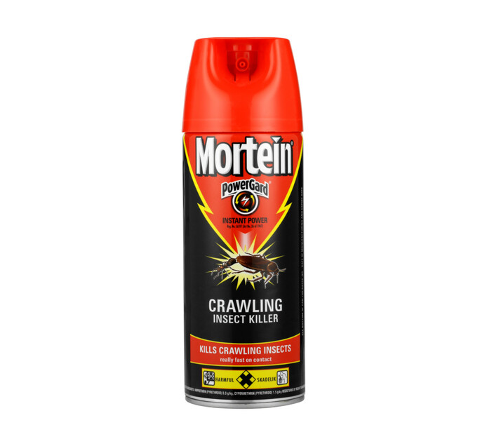 Mortein Insect Spray Instant Power (6 x 300ml)